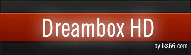 DREAMBOX HD works with IKS 66