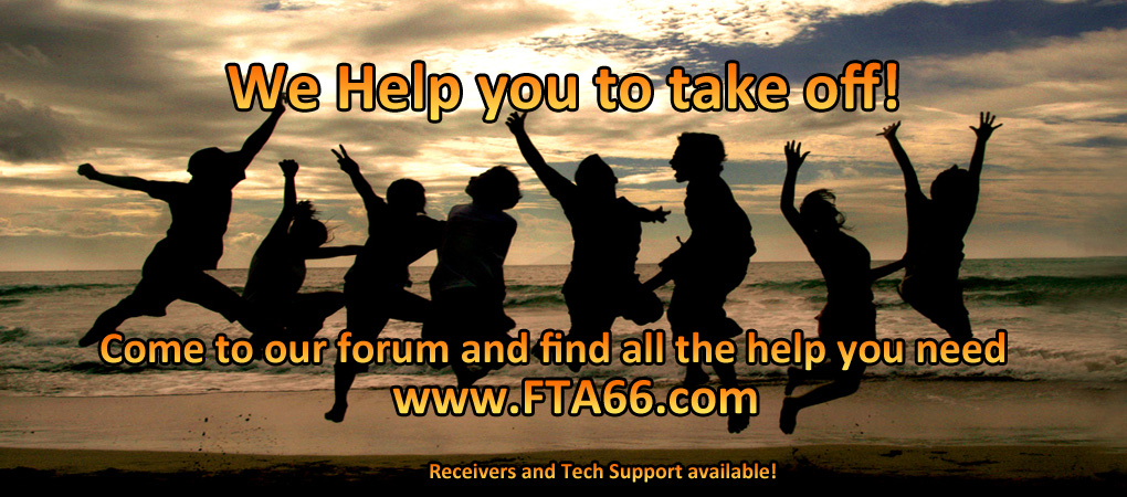 FTA / IKS support at  FTA66.com for Nfusion, Jynxbox, ilink.